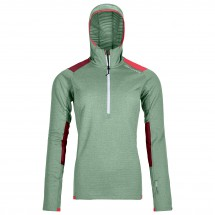 Ortovox - Women's Fleece Light Grid Zip Neck Hoody - Fleecepullover