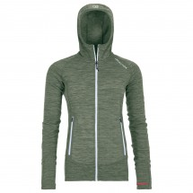 Ortovox - Women's Fleece Light Melange Hoody - Wool jacket