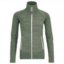 Ortovox - Women's Fleece Light Melange Jacket - Wolljacke