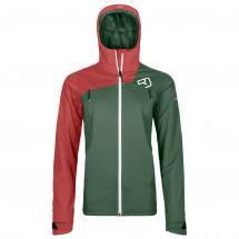 Ortovox - Women's 2L Swisswool Leone Jacket - Wollen jack