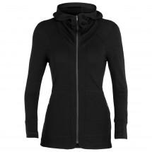 Icebreaker - Women's Away II L/S Zip Hood - Merino hoodie