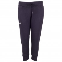 Under Armour - Women's Good Europe Fleece Crop - Trainingsbroeken