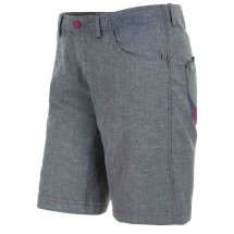 Salewa - Women's Frea Cotton Denim Shorts - Climbing pant