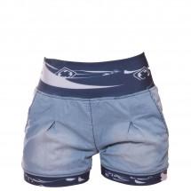Nograd - Women's Dunette Short Denim - Climbing pant