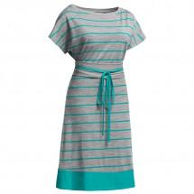 Icebreaker - Women's Allure Dress Stripe - Kleid