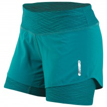 Pearl Izumi - Women's Flash 2 In 1 Short - Juoksushortsit