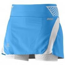 Salomon - Women's S-Lab Exo Twinskin Skort - Running shorts