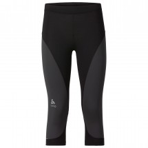 Odlo - Women's Gliss Tights 3/4 - Juoksushortsit