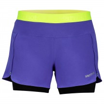 Marmot - Women's Pulse Short - Juoksushortsit