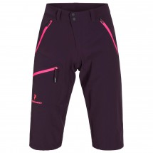 Peak Performance - Women's Blacklight Long Shorts - Shorts