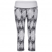 SuperNatural - Women's Strata 3/4 Pant - 3/4-joogahousut