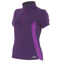 Berghaus - Women's Active S/S Zip - Funktionsshirt