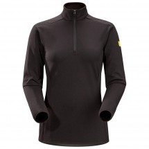 Arc'teryx - Women's Phase AR Zip Neck LS - Long-sleeve