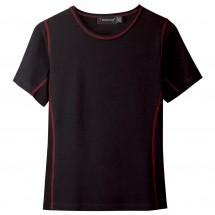 Silkbody - Women's Cellular: Panelled Short Sleeve