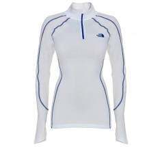The North Face - Women's Warm L/S Zip Neck