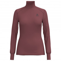 Odlo - Women's Shirt L/S Turtle Neck 1/2 Zip Warm - Synthetic base layer