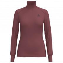 Odlo - Women's Shirt L/S Turtle Neck 1/2 Zip Warm