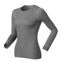Odlo - Women's Shirt L/S Crew Neck Warm - Longsleeve