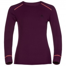 Odlo - Women's Shirt L/S Crew Neck Warm - Long-sleeve