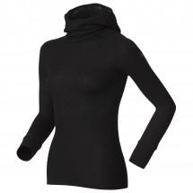 Odlo - Women's Shirt L/S With Facemask Warm - Kunstfaserunterwäsche