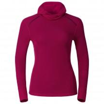 Odlo - Women's Shirt L/S With Facemask Warm - Longsleeve