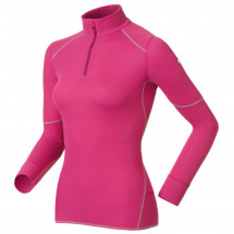Odlo - Women's Shirt L/S Turtle Neck 1/2 Zip X-Warm