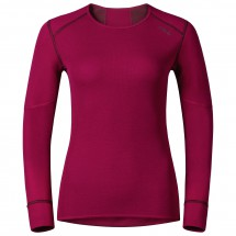 Odlo - Women's Shirt L/S Crew Neck X-Warm - Longsleeve
