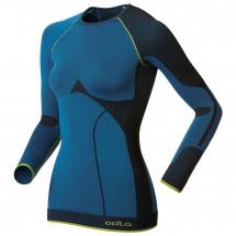 Odlo - Women's Shirt L/S Crew Neck Evolution Warm Green