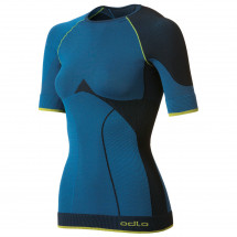 Odlo - Women's Shirt S/S Crew Neck Evolution Warm Green