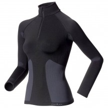 Odlo - Women's Shirt L/S 1/2 Zip Evolution Warm
