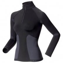 Odlo - Women's Shirt L/S 1/2 Zip Evolution Warm - Longsleeve