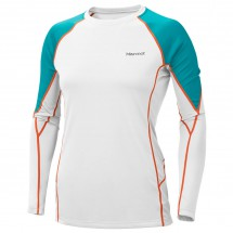Marmot - Women's ThermalClime Pro LS Crew - Long-sleeve