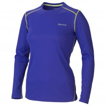 Marmot - Women's Thermalclime Sport LS Crew - Long-sleeve