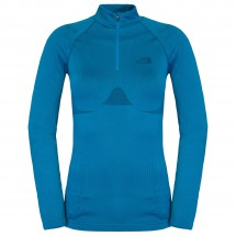 The North Face - Women's Hybrid LS Zip Neck - Sous-vêtements