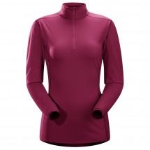 Arc'teryx - Women's Phase SL Zip Neck LS