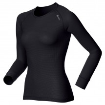 Odlo - Women's Shirt LS Crew Neck Cubic - Sous-vêtements