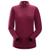 Arc'teryx - Women's Phase SL Zip Neck LS - Longsleeve