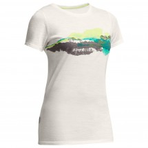 Icebreaker - Women's Tech Lite SS Crewe Tropical Canopy