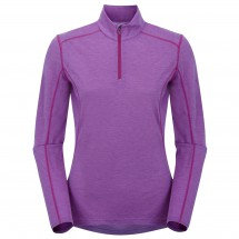 Montane - Women's Primino 140 Zip Neck - Manches longues