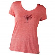 Smartwool - Women's Graphic Tree Tee: Scoop Tee Tencel