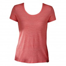 Smartwool - Women's Solid Scoop Tee Tencel - T-Shirt