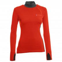 Klättermusen - Women's Vide Zip Polo - Long-sleeve