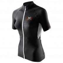 X-Bionic - Women's The Trick Biking Shirt S/S Full Zip