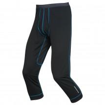Mammut - Women's Go Warm Pants 3/4 - Pitkät alushousut