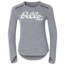 Odlo - Women's Vallée Blanche Warm Shirt L/S Crew Neck