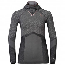Odlo - Women's Blackcomb Evolution Shirt L/S With Facemask