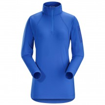 Arc'teryx - Women's Rho Lt Zip Neck - Longsleeve