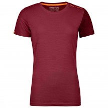 Ortovox - Women's Merino 185 R 'N' W Short Sleeve - T-shirt