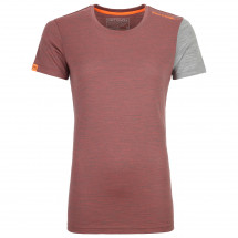 Ortovox - Women's 185 Rock'N'Wool Short Sleeve - Merinounterwäsche