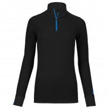 Ortovox - Women's Merino Supersoft 210 Long Sleeve Zip Neck - Longsleeve